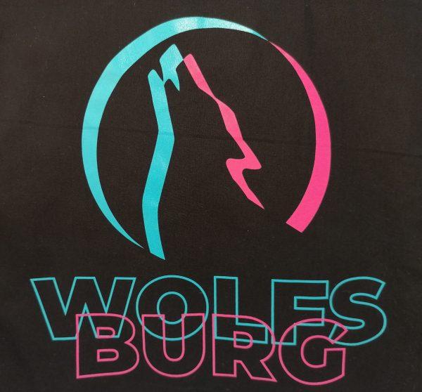 Baumwollbeutel Wolfsburg