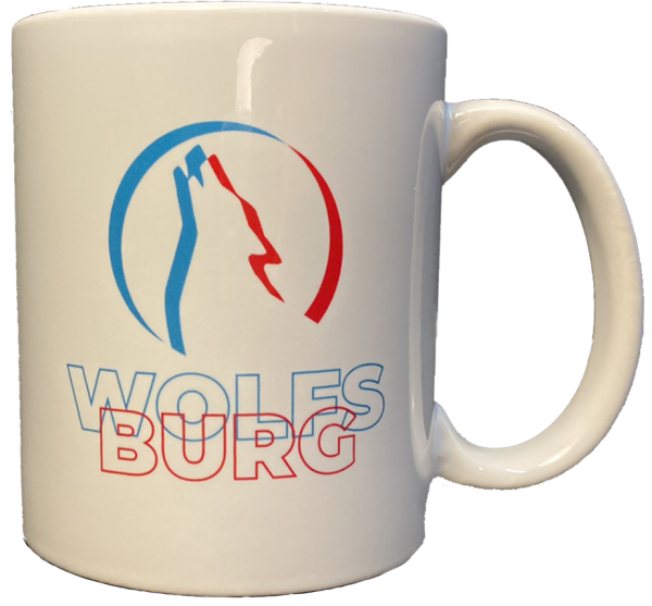 Keramiktasse Wolfsburg 2020