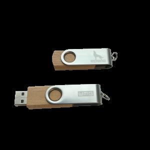 USB-Stick Holz