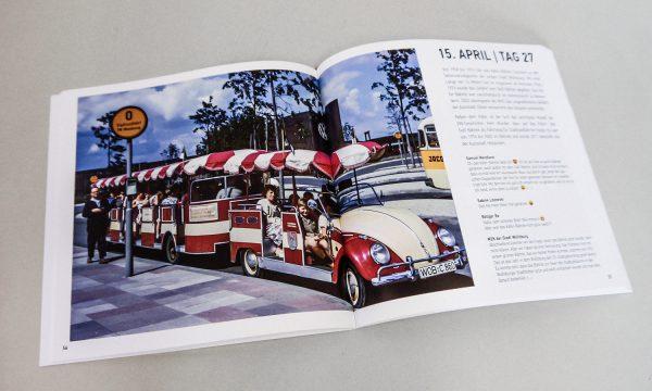 """Das Bild zeigt das Buch """"Wilhelm Marschners Wolfsburg-Fotos"""""""
